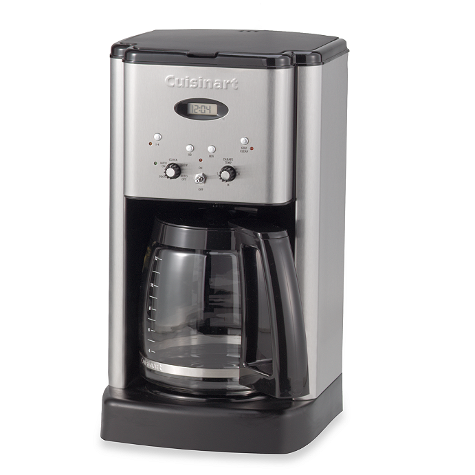 Hamilton beach delonghi coffee maker not working