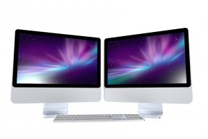 Dual Screens for small business