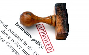 small business Insurance policy - approved