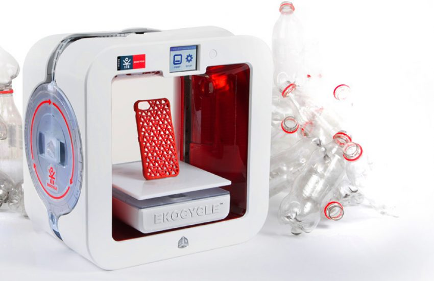 Print your own Iphone Case – w/Recyceled Bottles
